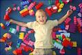Конструктор - лучшая игруха для ребенка.