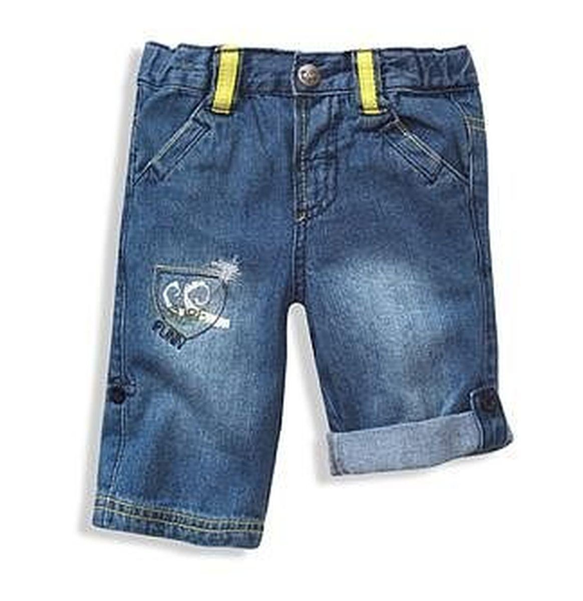 Модные шорты из джинс 3