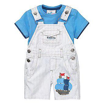 Комплект. Комбинезон и футболка. ЗМ2162